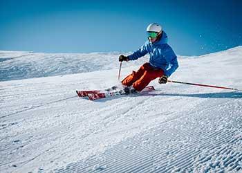 Ski craving